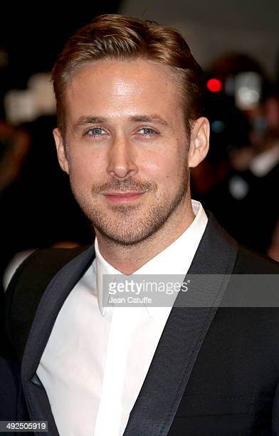 Director Ryan Gosling attends 'Lost River' premiere during the 67th Annual Cannes Film Festival on May 20 2014 in Cannes France