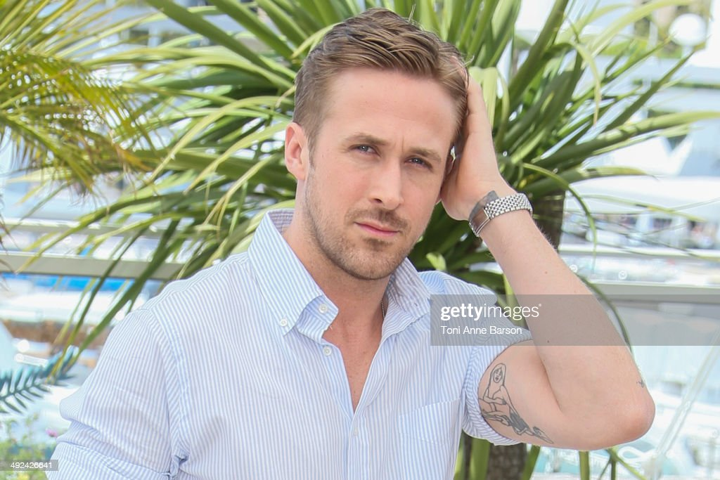 Director Ryan Gosling attends the 'Lost River' photocall at the 67th Annual Cannes Film Festival on May 20, 2014 in Cannes, France.