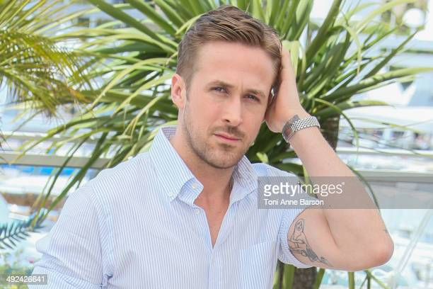 Director Ryan Gosling attends the 'Lost River' photocall at the 67th Annual Cannes Film Festival on May 20 2014 in Cannes France