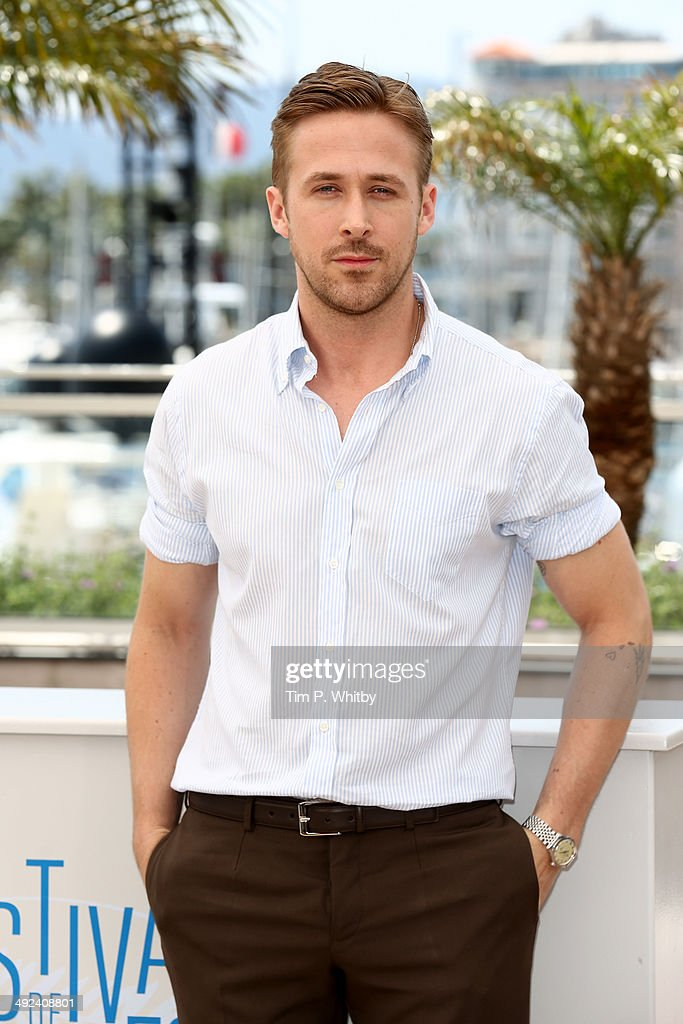 Director Ryan Gosling attends the 'Lost River' photocall during the 67th Annual Cannes Film Festival on May 20 2014 in Cannes France