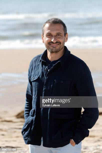Director Safy Nebbou attends photocall for 'Ensemble c'est possible' during 3rd day of the 31st Cabourg Film Festival on June 16 2017 in Cabourg...