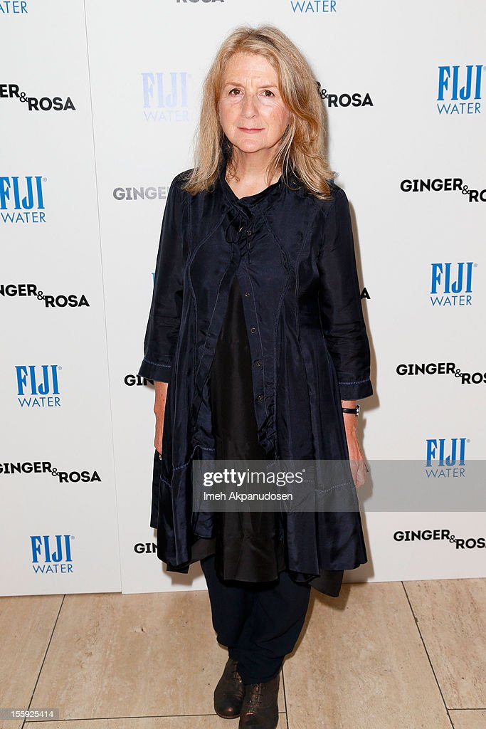 Director Sally Potter attends the screening of A24 Films' 'Ginger & Rosa' at The Paley Center for Media on November 8, 2012 in Beverly Hills, California.