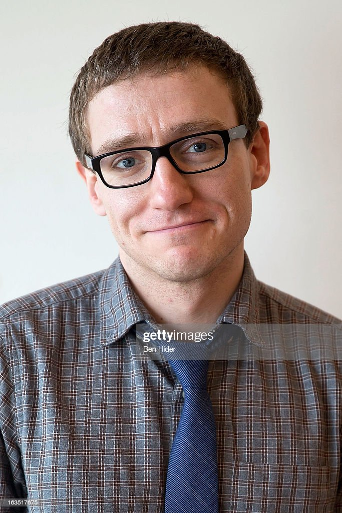Director Sam Buntrock attends the 'Sleeping Rough' Cast Photo Call at Playwrights Horizon's North Rehearsal Studio on March 11, 2013 in New York City.