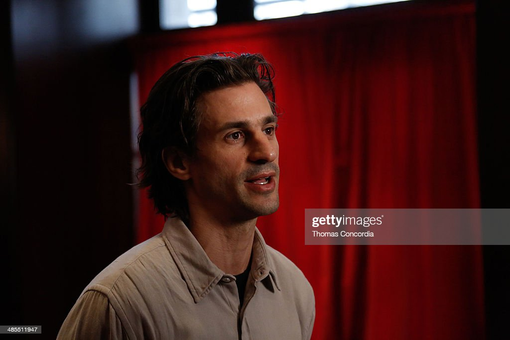 Director Sam Cullman attends the Tribeca Press Day for the documentary 'Art and Craft' at the Carlton Hotel on April 18, 2014 in New York City.