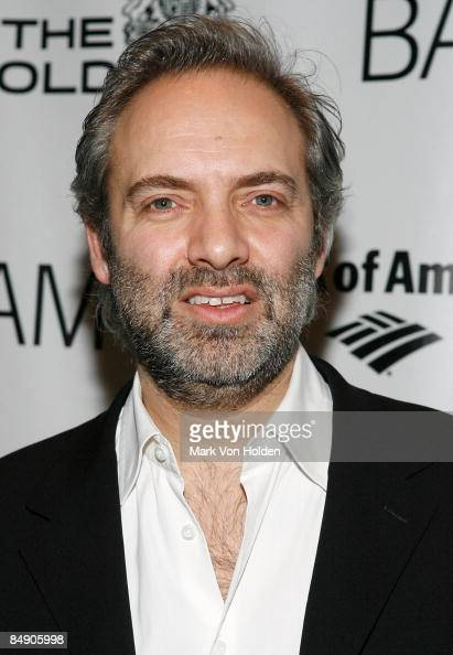 Director Sam Mendes attends the Bridge Project benefit at BAM on February 17 2009 in Brooklyn New York