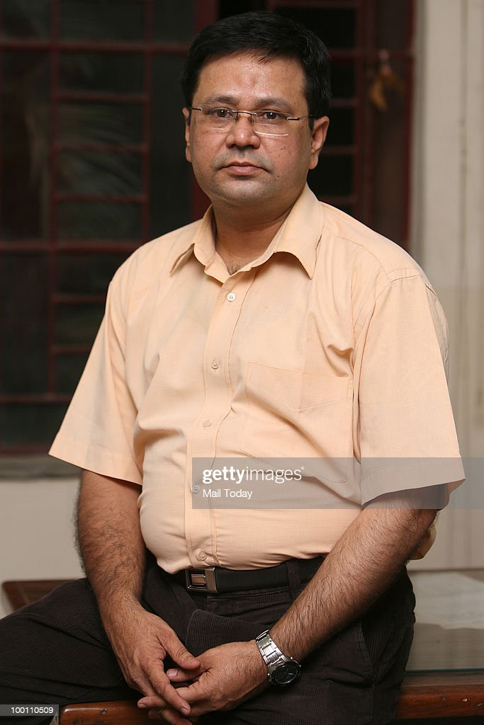 Director Sanjeev Johri poses for a picture on May 19, 2010.