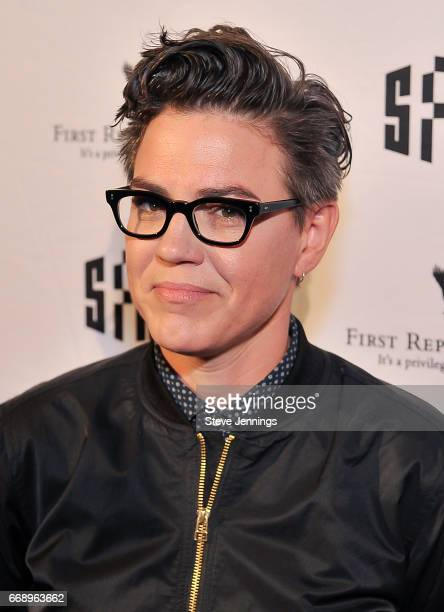 Director Sarah Gubbins attends the 60th SFFILM Festival Red Carpet Screening of 'I Love Dick' at Alamo Drafthouse New Mission on April 15 2017 in San...