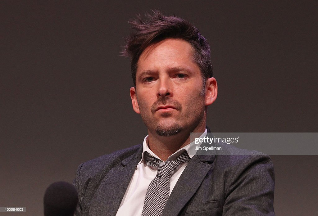 Director Scott Cooper attends Meet the Filmmakers at the Apple Store Soho on November 19, 2013 in New York City.