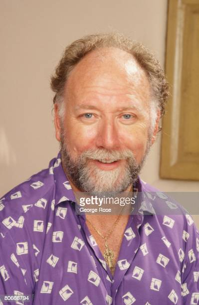 TV director screenwriter and producer Donald Bellisario poses during a 1990 Los Angeles California photo portrait session