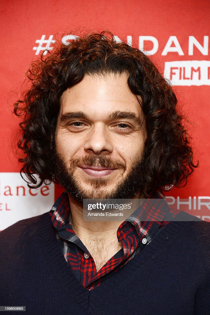 Director Sean Fine arrives at the 2013 Sundance Film Festival Premiere of 'Life According To Sam' at Temple Theater on January 21, 2013 in Park City, Utah.