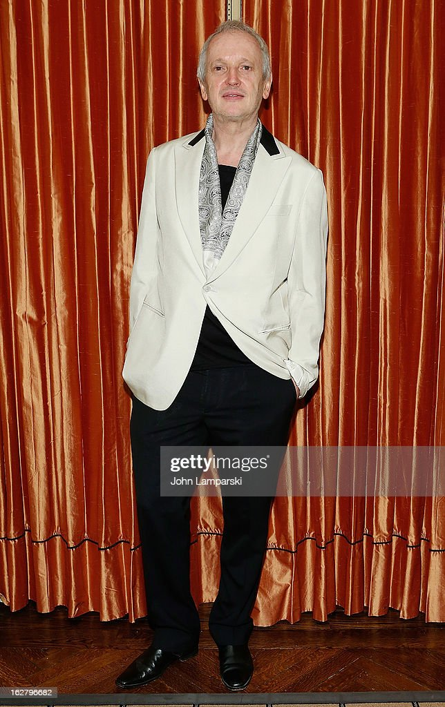 Director Sean Mathais attends the 'Breakfast At Tiffany's' Press Preview at Cafe Carlyle on February 27, 2013 in New York City.