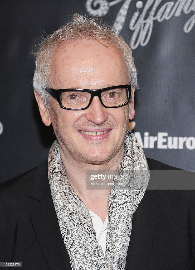 Director Sean Mathias attends the 'Breakfast At Tiffany's' Broadway Opening Night after party at The Edison Ballroom on March 20, 2013 in New York City.