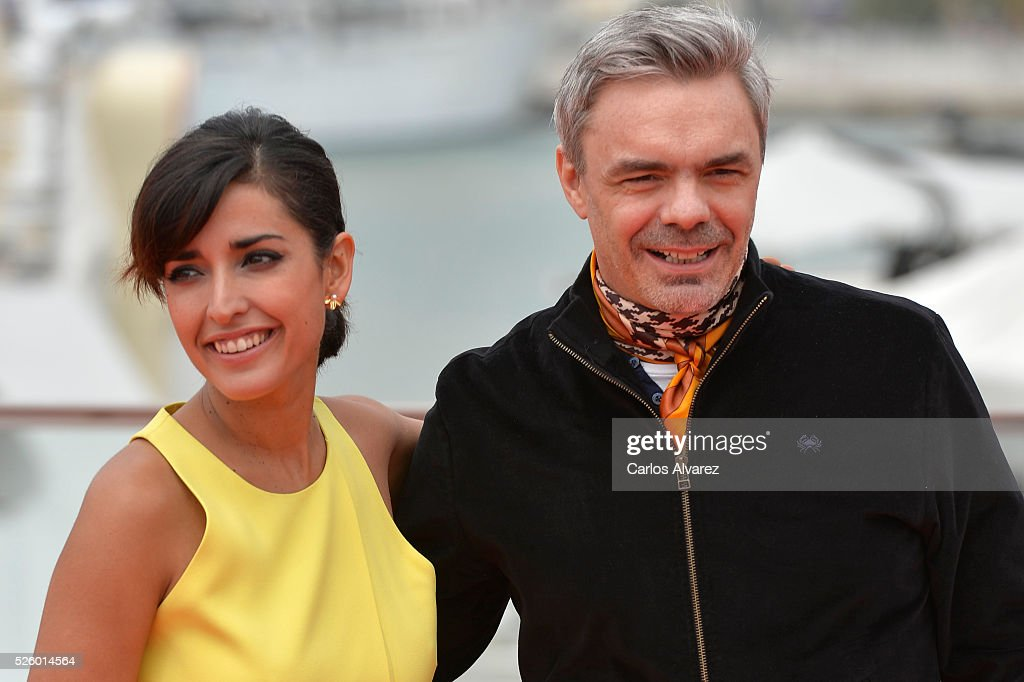 Director Sebastian Borensztein and actress Inma Cuesta attend 'Koblic' photocall duing the 19th Malaga Film Festival on April 29, 2016 in Malaga, .