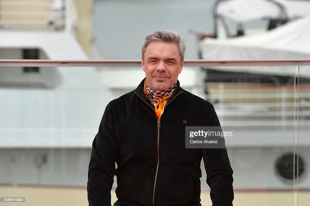Director Sebastian Borensztein attends 'Koblic' photocall duing the 19th Malaga Film Festival on April 29, 2016 in Malaga, .