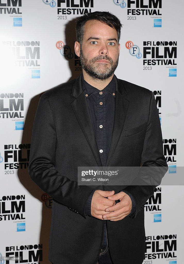 Director Sebastian Lelio attends a screening of 'Gloria' during the 57th BFI London Film Festival at Odeon West End on October 17 2013 in London...