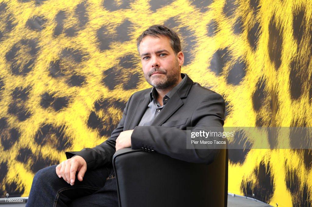 Director Sebastian Lelio attends 'Gloria' photocall during the 66th Locarno Film Festival on August 14 2013 in Locarno Switzerland