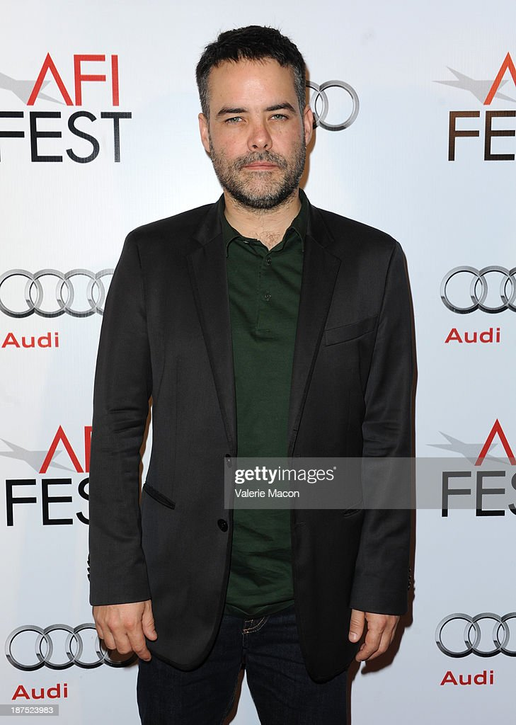 Director Sebastian Lelio attends the photo call for 'Gabrielle' 'Gloria' 'Bethlehem' and 'A Spell to Ward Off the Darkness' during AFI FEST 2013...