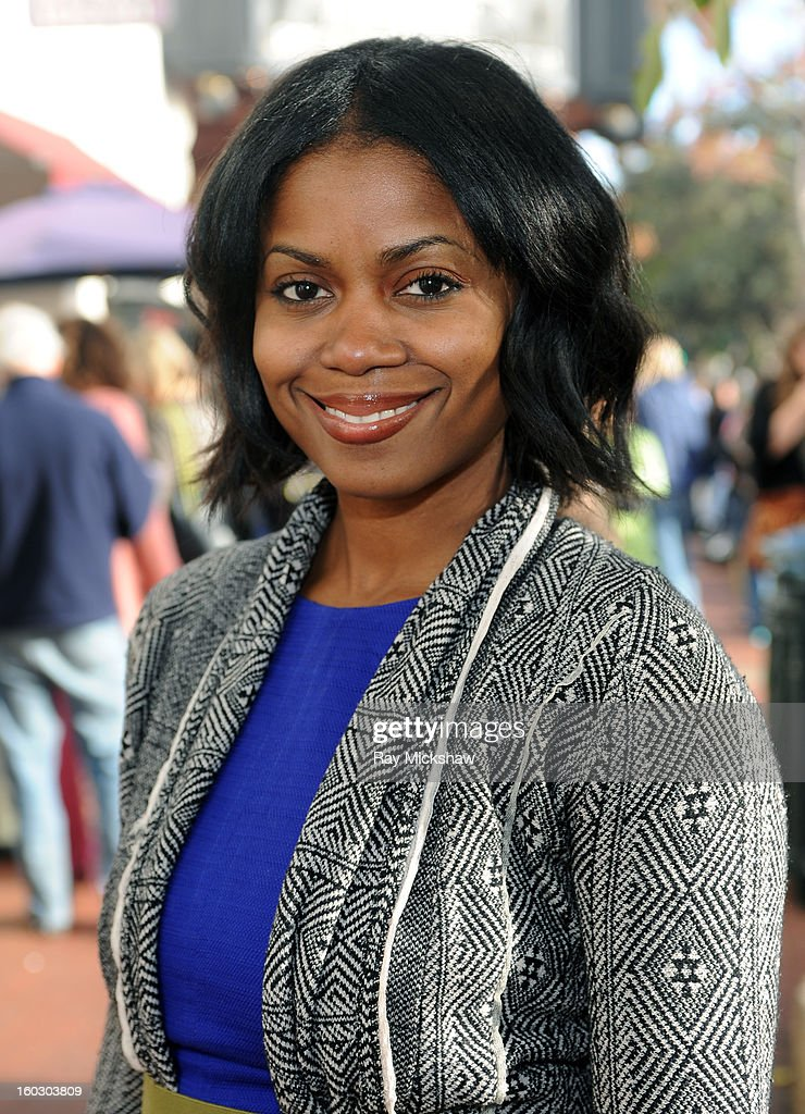 Director Serena Reeder of the film 'The Tea Party' attends the 28th Santa Barbara International Film Festival on January 28, 2013 in Santa Barbara, California.