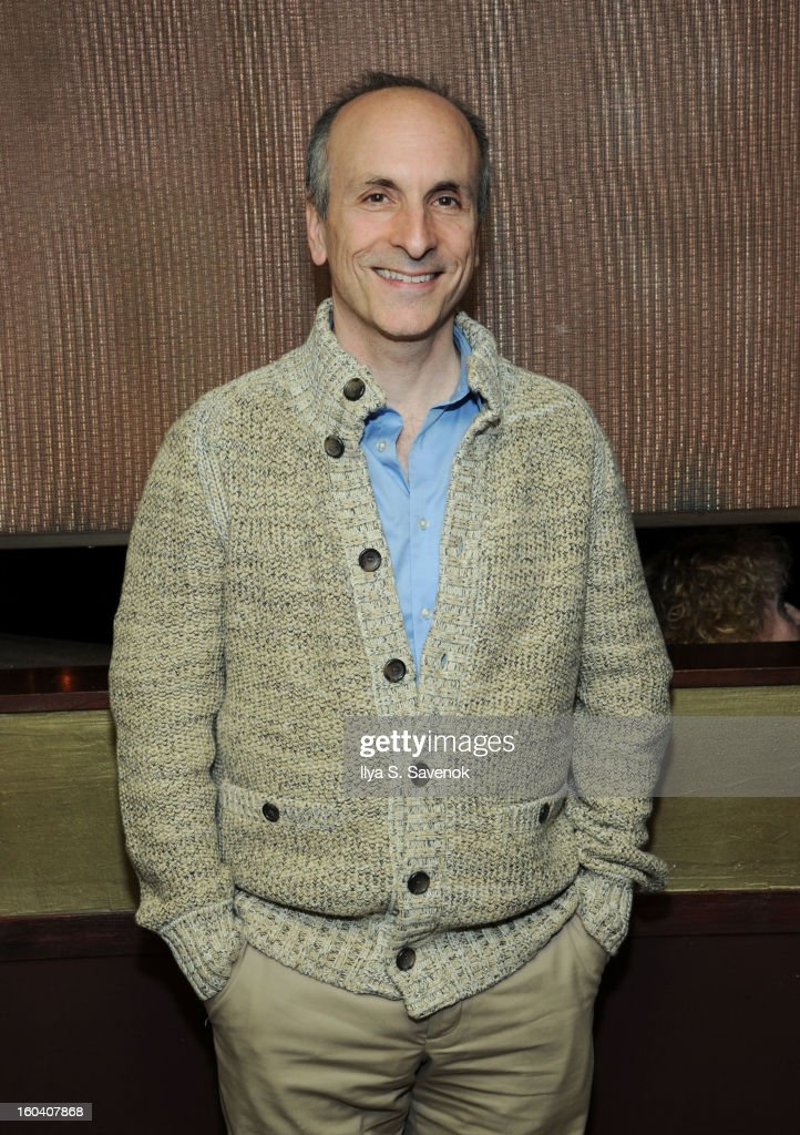 Director Seth Barrish attends 'All The Rage' Opening Night on January 30, 2013 in New York, United States.