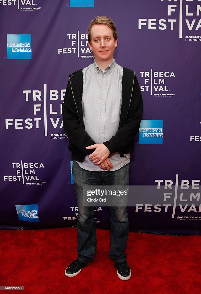 Director Seth Keal of the film 'CatCam' attends 'Help Wanted' Shorts Program during the 2012 Tribeca Film Festival at the AMC Lowes Village on April 21, 2012 in New York City.