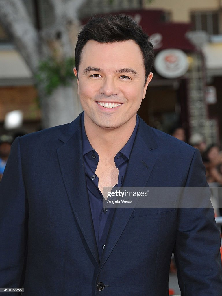 Director <a gi-track='captionPersonalityLinkClicked' href=/galleries/search?phrase=Seth+MacFarlane&family=editorial&specificpeople=549856 ng-click='$event.stopPropagation()'>Seth MacFarlane</a> attends the premiere of 'A Million Ways To Die In The West' presented by Budweiser at Regency Village Theatre on May 15, 2014 in Los Angeles, California.
