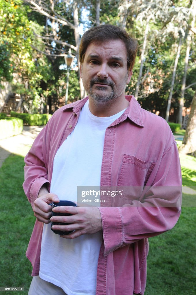 Director <a gi-track='captionPersonalityLinkClicked' href=/galleries/search?phrase=Shane+Black&family=editorial&specificpeople=810591 ng-click='$event.stopPropagation()'>Shane Black</a> attends Posing Heroes, 'A Dog Day Afternoon' Benefiting A Wish For Animals - Inside on March 30, 2013 in Los Angeles, California.