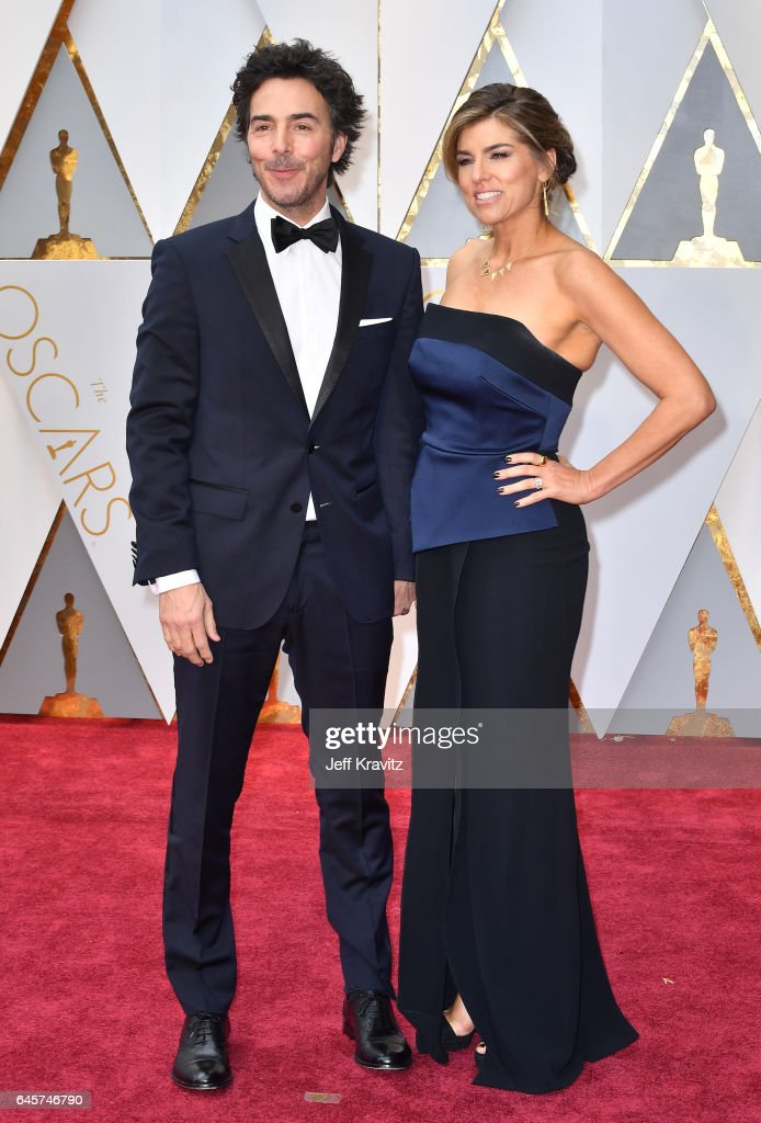 Director Shawn Levy (L) and Serena Levy attend the 89th Annual Academy Awards at Hollywood & Highland Center on February 26, 2017 in Hollywood, California.