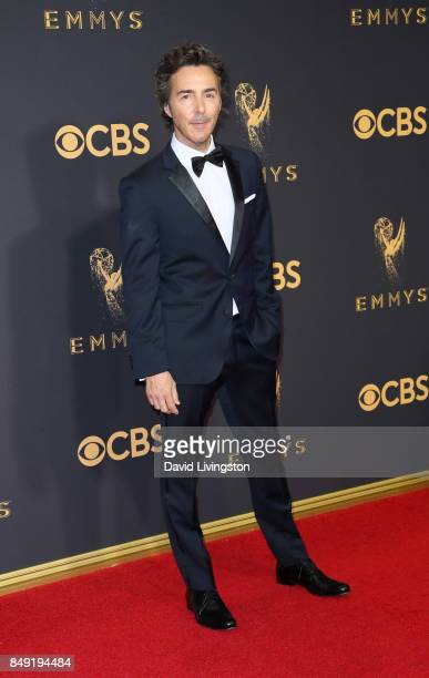 Director Shawn Levy attends the 69th Annual Primetime Emmy Awards Arrivals at Microsoft Theater on September 17 2017 in Los Angeles California