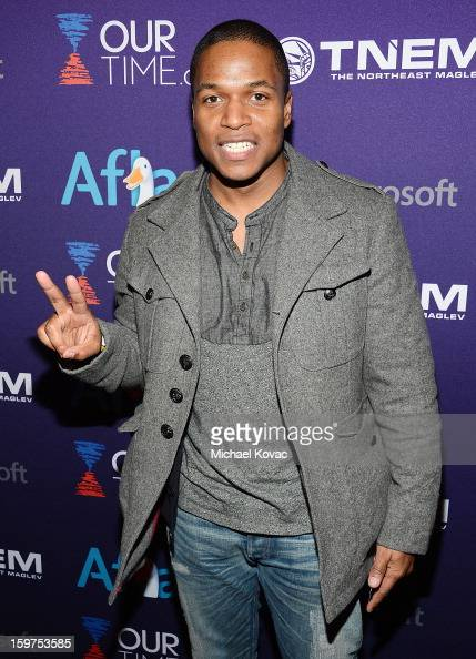 Director Sheldon Candis attends the Inaugural Youth Ball hosted by OurTimeorg at Donald W Reynolds Center on January 19 2013 in Washington United...