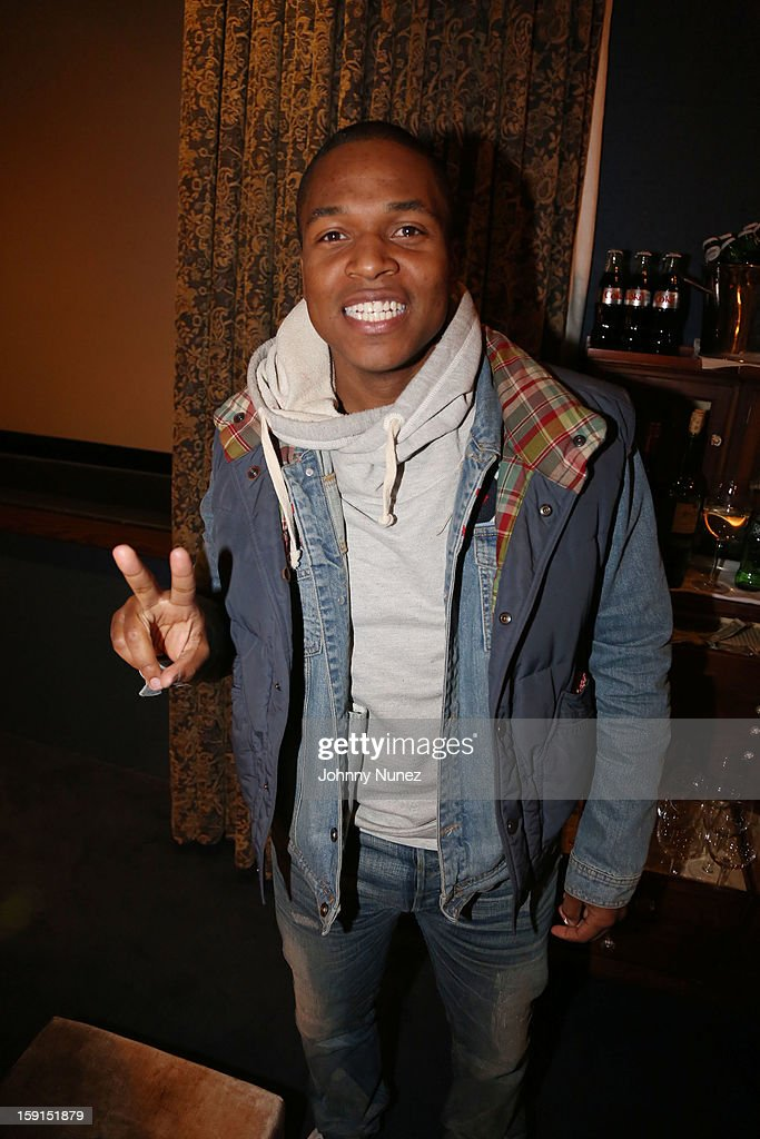 Director Sheldon Candis attends the 'LUV' Tastemaker Screening at Soho House on January 8, 2013 in New York City.