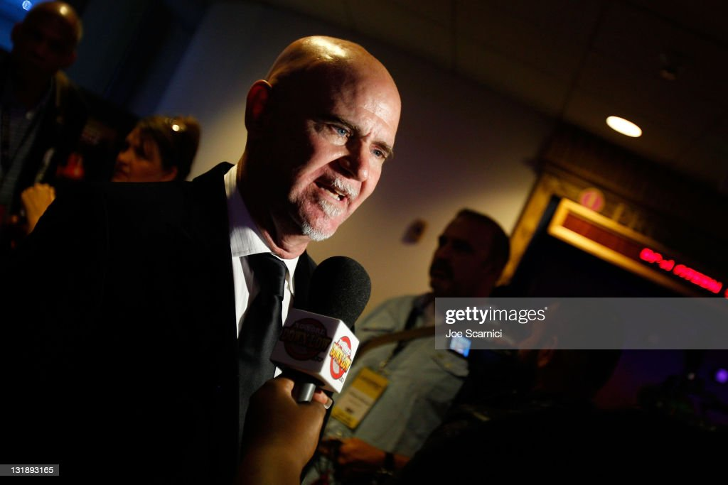 Director Sheldon Larry attends the 'Leave It On The Floor' Q & A during the 2011 Los Angeles Film Festival held at the Regal Cinemas L.A. LIVE on June 18, 2011 in Los Angeles, California.