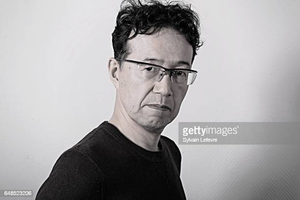 Director Shinji Aramaki is photographed for Self Assignment on March 2 2017 in Lille France