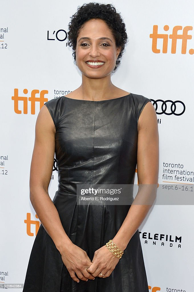 Director Shola Lynchattends the 'Free Angela & All Political Prisoners' premiere during the 2012 Toronto International Film Festival at Roy Thomson Hall on September 9, 2012 in Toronto, Canada.