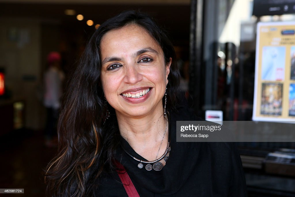 Director Shonali Bose attends a screening of 'Margarita with a Straw' at the Metro at the 30th Santa Barbara International Film Festival on January...