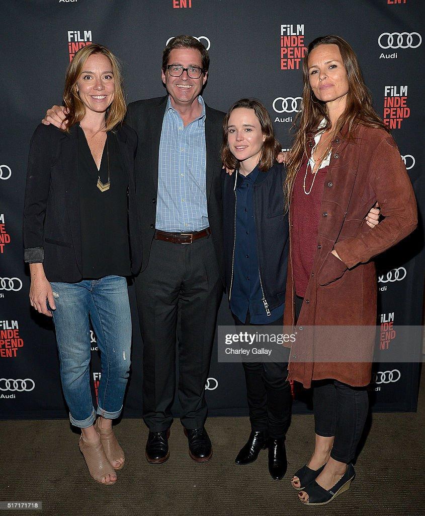 Audi & Film Independent Present Screening Of Tallulah