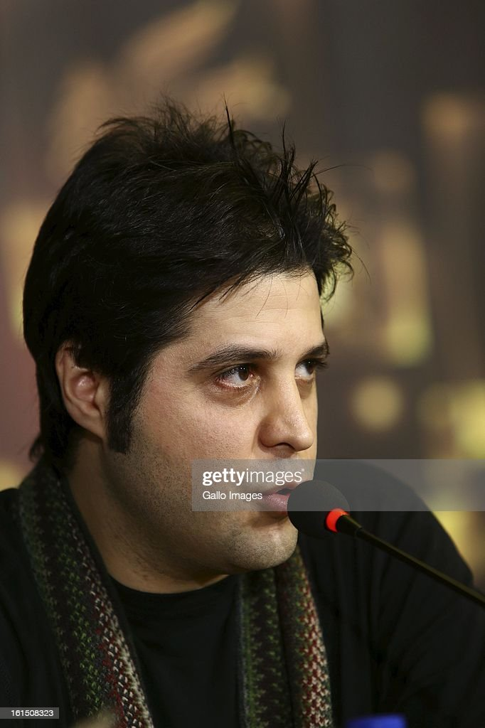 Director Siavash Asadi at Day 9 of the 31th International Fajr Film Festival on February 8, 2013 in Tehran, Iran. Organized by the Ministry of Culture and Islamic Guidance, the Film Festival is the most important film event in the country.