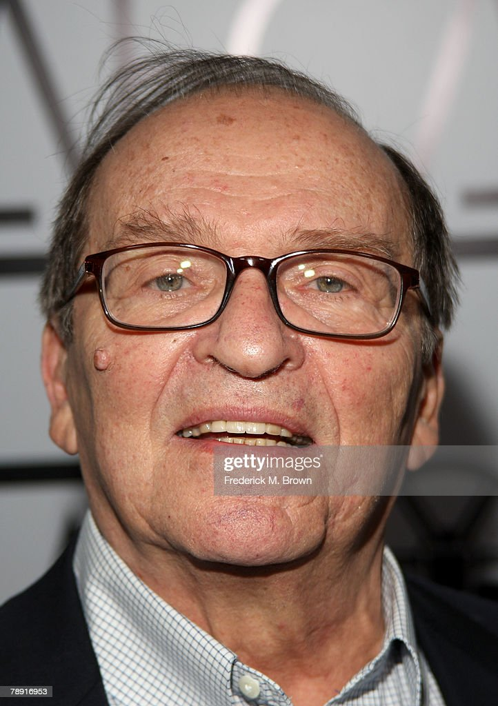 Director Sidney Lumet arrives at the 2007 LA Film Critic's Choice Awards held at the InterContinental on January 12, 2008 in Los Angeles, California.