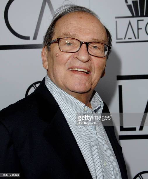 Director Sidney Lumet arrives to The 33rd Annual Los Angeles Film Critics Awards at the InterContinental Hotel on January 12 2008 in Century City...