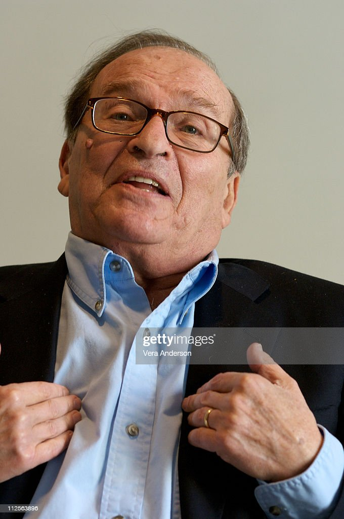 Director Sidney Lumet at the 'Before the Devil Knows You're Dead' press conference on November 6 2007 at the Four Seasons Hotel in Beverly Hills...