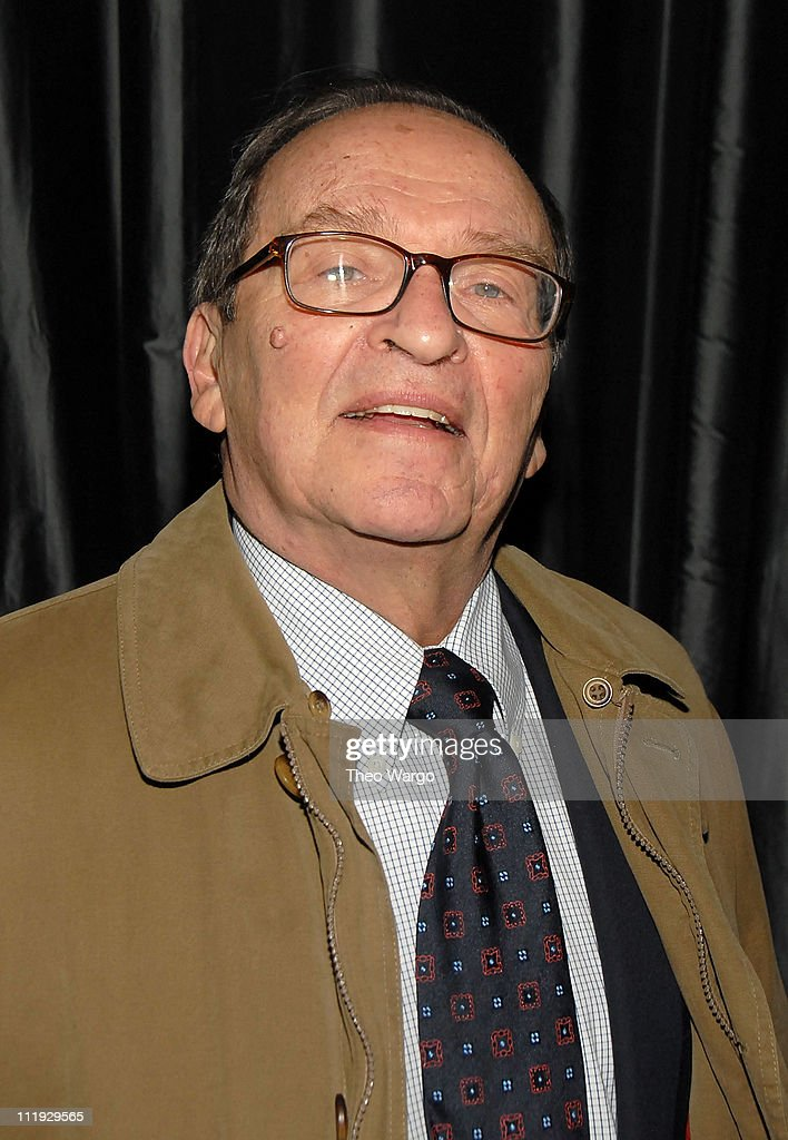 Director Sidney Lumet attends the 2007 New York Film Critics Circle Awards at Spotlight on January 6, 2008 in New York City.