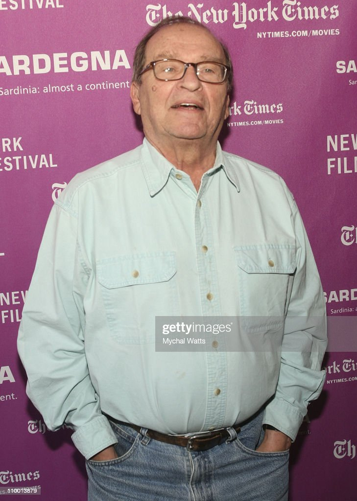 Director Sidney Lumet attends the 45th New York Film Festival press conference for Before the Devil Knows You're Dead on September 19, 2007 in New York City.