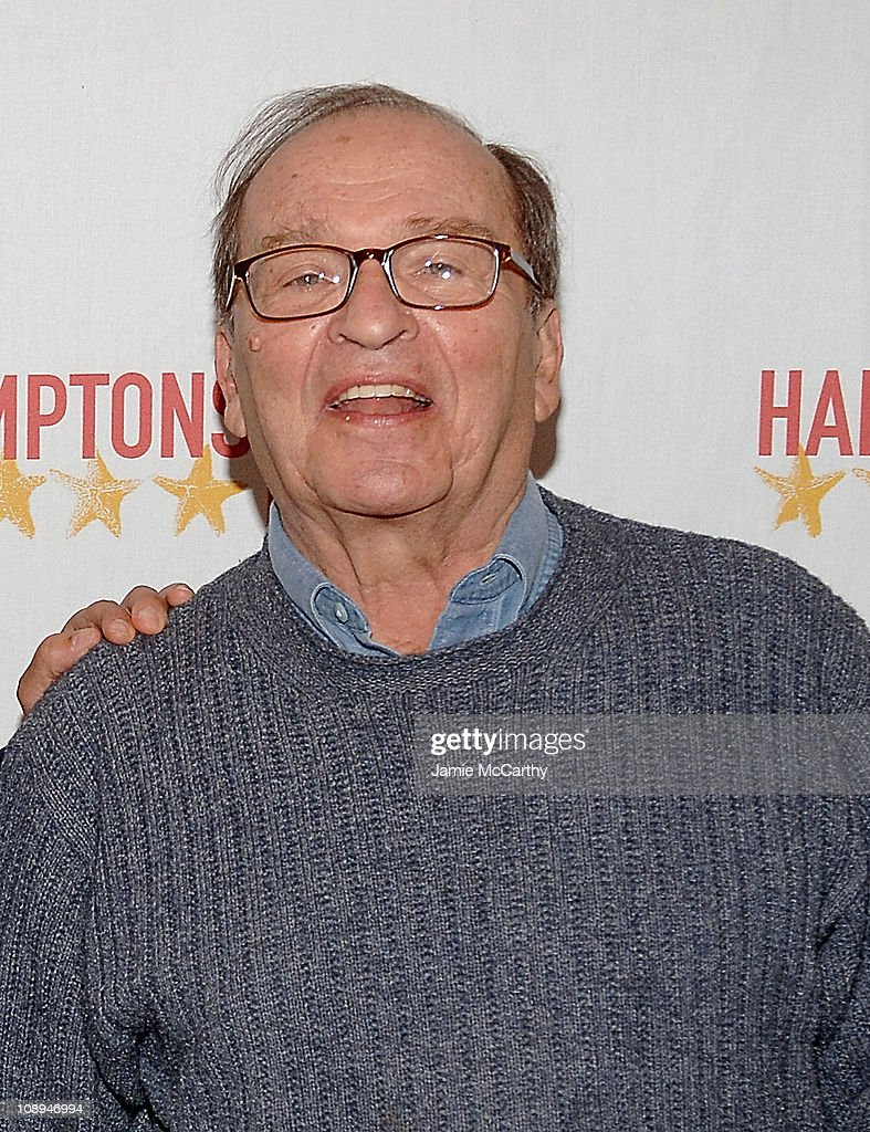 Director Sidney Lumet attends the Hamptons Film Festival - Conversation with Sidney Lumet interviewed by Adam Green on October 19, 2007 at the Bay Street Theater, New York.