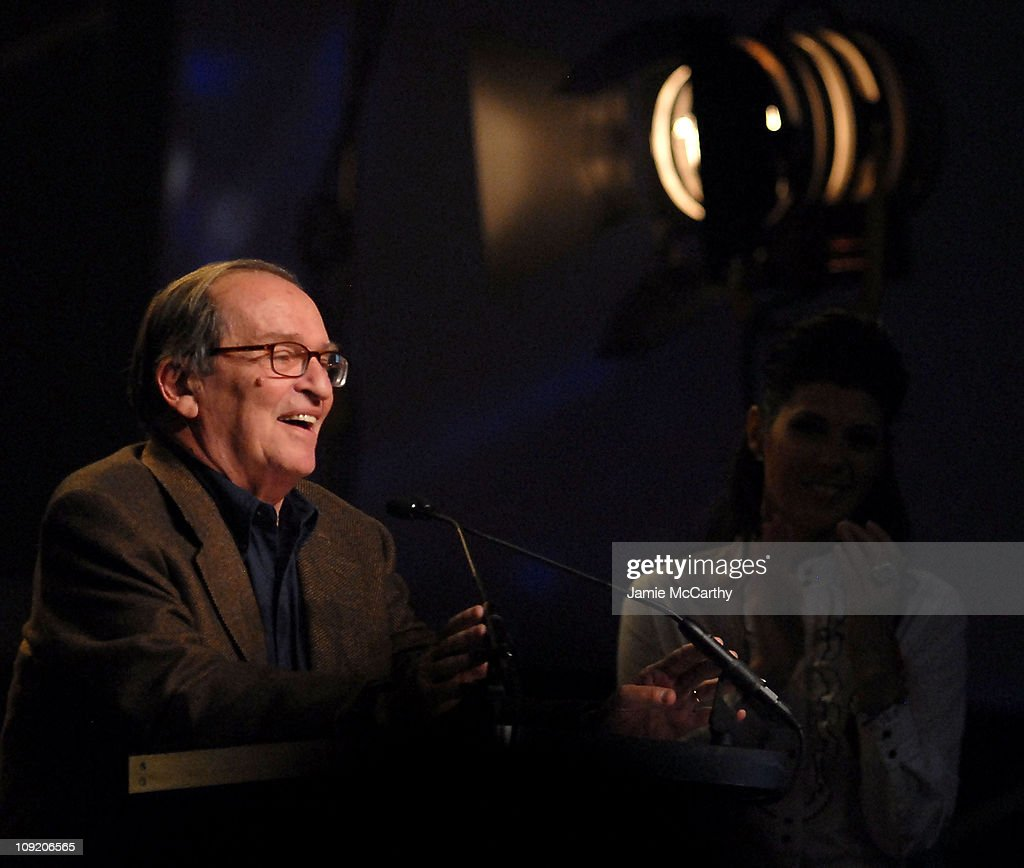 Director Sidney Lumet onstage during the 17th Annual Gotham Awards presented by IFP at Steiner Studios on November 27, 2007 in Brooklyn, NY.