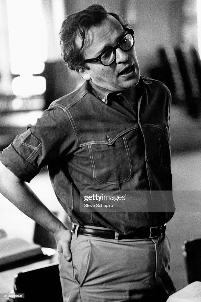 Director Sidney Lumet