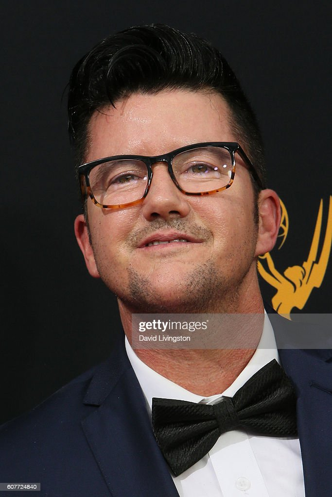 Director Silas Howard arrives at the 68th Annual Primetime Emmy Awards at the Microsoft Theater on September 18, 2016 in Los Angeles, California.
