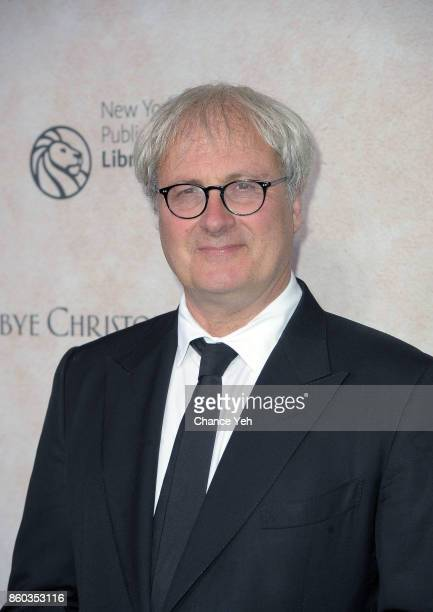 Director Simon Curtis attends 'Good Bye Christopher Robin' New York special screening and reception at The New York Public Library on October 11 2017...