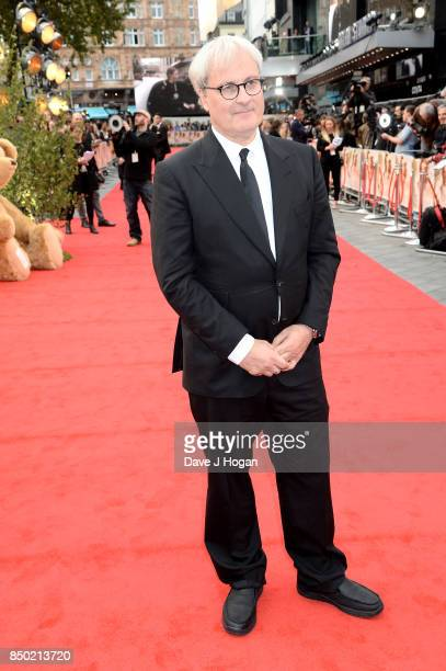 Director Simon Curtis attends the 'Goodbye Christopher Robin' World Premiere held at Odeon Leicester Square on September 20 2017 in London England
