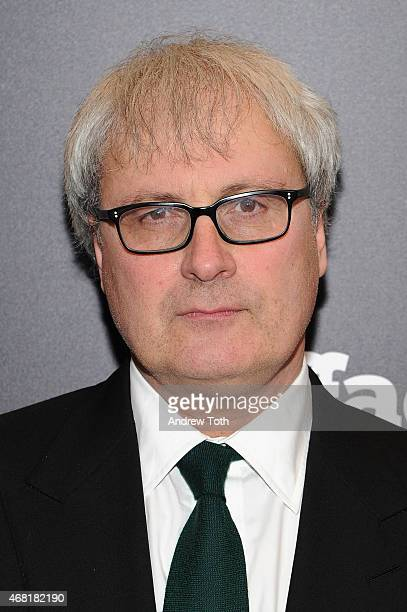Director Simon Curtis attends the 'Woman In Gold' New York premiere at The Museum of Modern Art on March 30 2015 in New York City