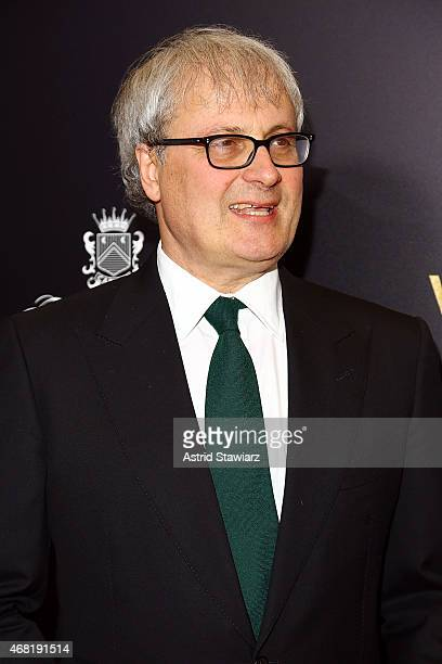Director Simon Curtis attends 'Woman In Gold' New York Premiere at The Museum of Modern Art on March 30 2015 in New York City