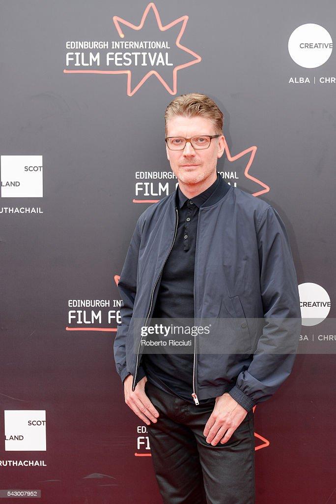 Director Simon Dixon attends a photocall for 'Tiger Raid' during the 70th Edinburgh International Film Festival at Cineworld on June 25, 2016 in Edinburgh, Scotland.